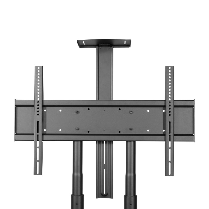 Kanto MTM82PL Mobile TV Mount with Adjustable Shelf for 50-inch to 82-inch TVs - V&L Canada