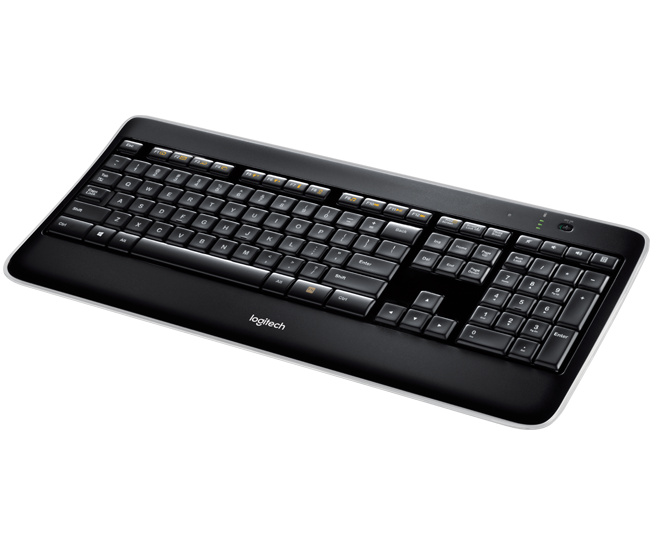 Logitech K800 Wireless Illuminated Slim Keyboard - V&L Canada