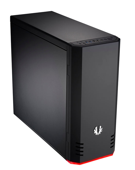 BitFenix Shadow Black ATX Window Tower Case with Red/Blue LED - BFC-SDO-150-KKWBR-RP - V&L Canada