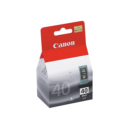 Canon PG-40 Blank Ink Cartridge - for Canon PIXMA JX200 IP1200 IP1600 IP170 (0615B002)