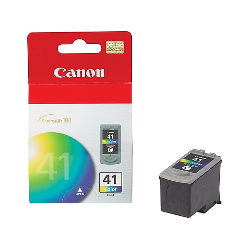 Canon CL 41 Color Combination Ink Cartridge (0617B002)