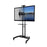Kanto MTM65PL Mobile TV Mount with Adjustable Shelf for 37-inch to 65-inch TVs - V&L Canada