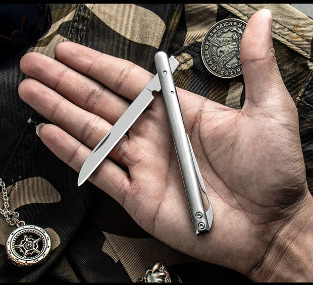 Mini Pocket Folding Knife - US Tactical Warehouse