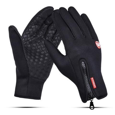 Touch Screen Fleece Thermal Warm Gloves - US Tactical Warehouse