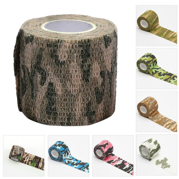 Travel Camping Camouflage Tape - US Tactical Warehouse