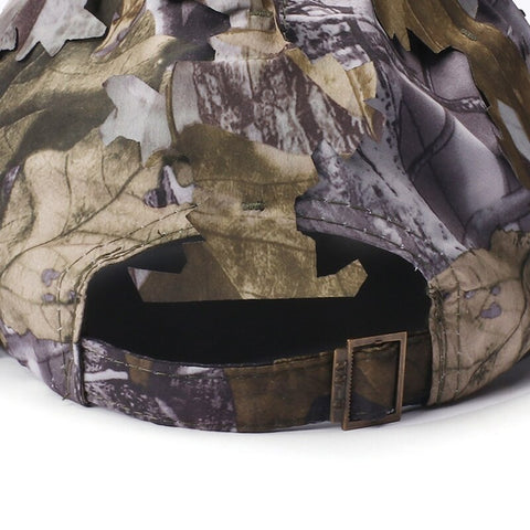 Military Cap with Bionic Leaf - US Tactical Warehouse