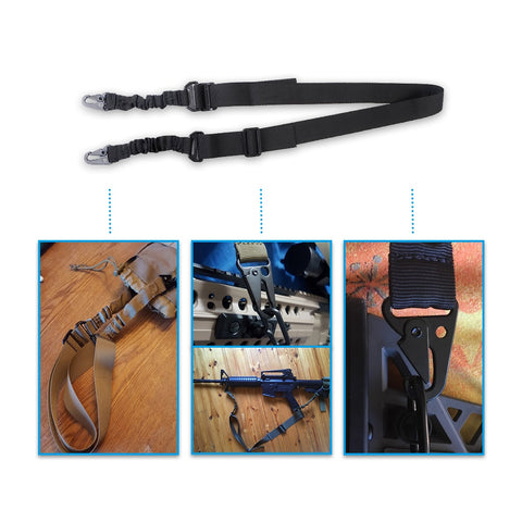 2 Point Gun Sling Shoulder Strap - US Tactical Warehouse