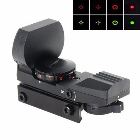 20mm Rail Reflex Holographic Sight - US Tactical Warehouse