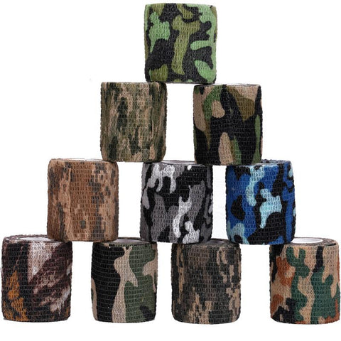 Camo Wrapping Tape - US Tactical Warehouse