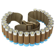 Shotgun Shell Bullet Belt - US Tactical Warehouse