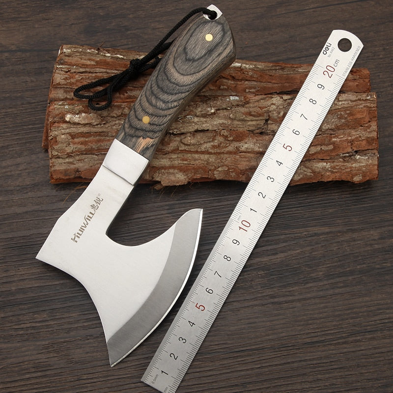2015 Sharp Survival tomahawk axes Boning blade for Chopping meat Bones