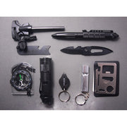 10 in 1 Emergency Survival Kit - US Tactical Warehouse