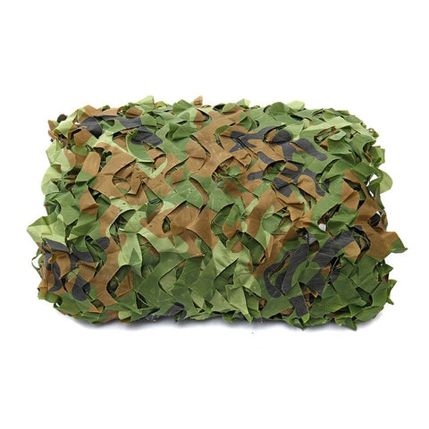 Camping Net Army Woodland Jungle Camouflage - US Tactical Warehouse