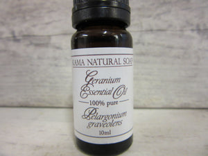 Geranium essential oil (out of stock)