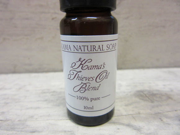 Kama's Thieves essential oil blend