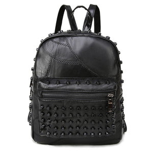 Genuine Leather Women Backpacks - Valerian Boutique