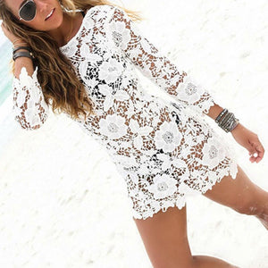 beach cover up dress