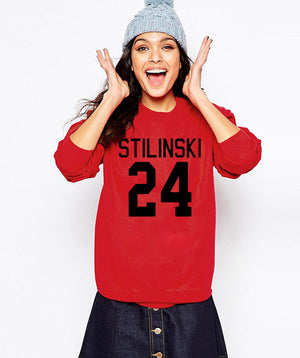 Long Sleeve Sweatshirt Jumper T-Shirt - Valerian Boutique
