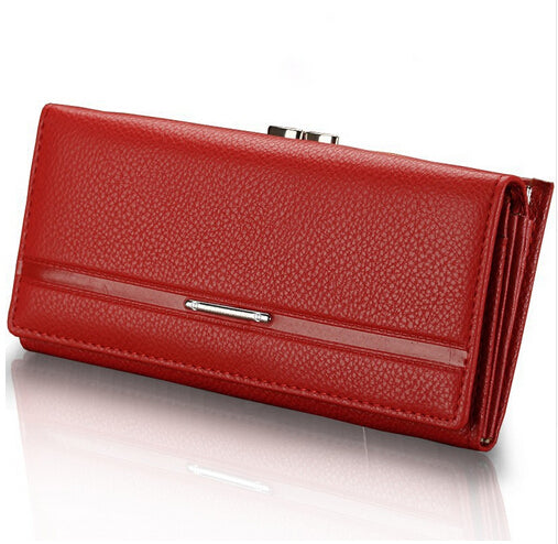 Leather Women Wallets And Purses - Valerian Boutique