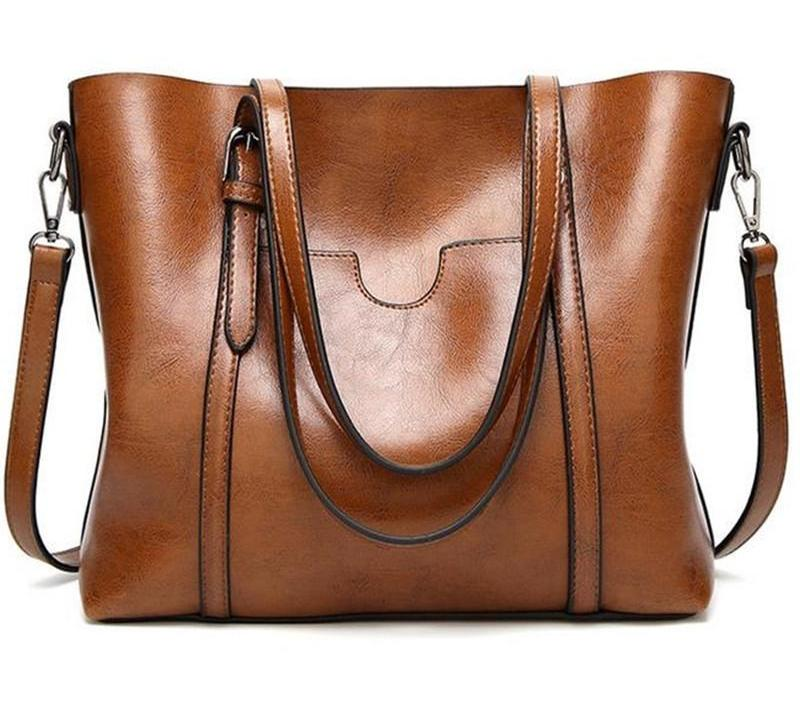 Women's Leather Handbags - Valerian Boutique