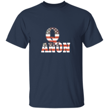 Q ANON WWG1WGA USA T-Shirt in S-6XXL, 100% Cotton -Made in USA - Patriotic Source