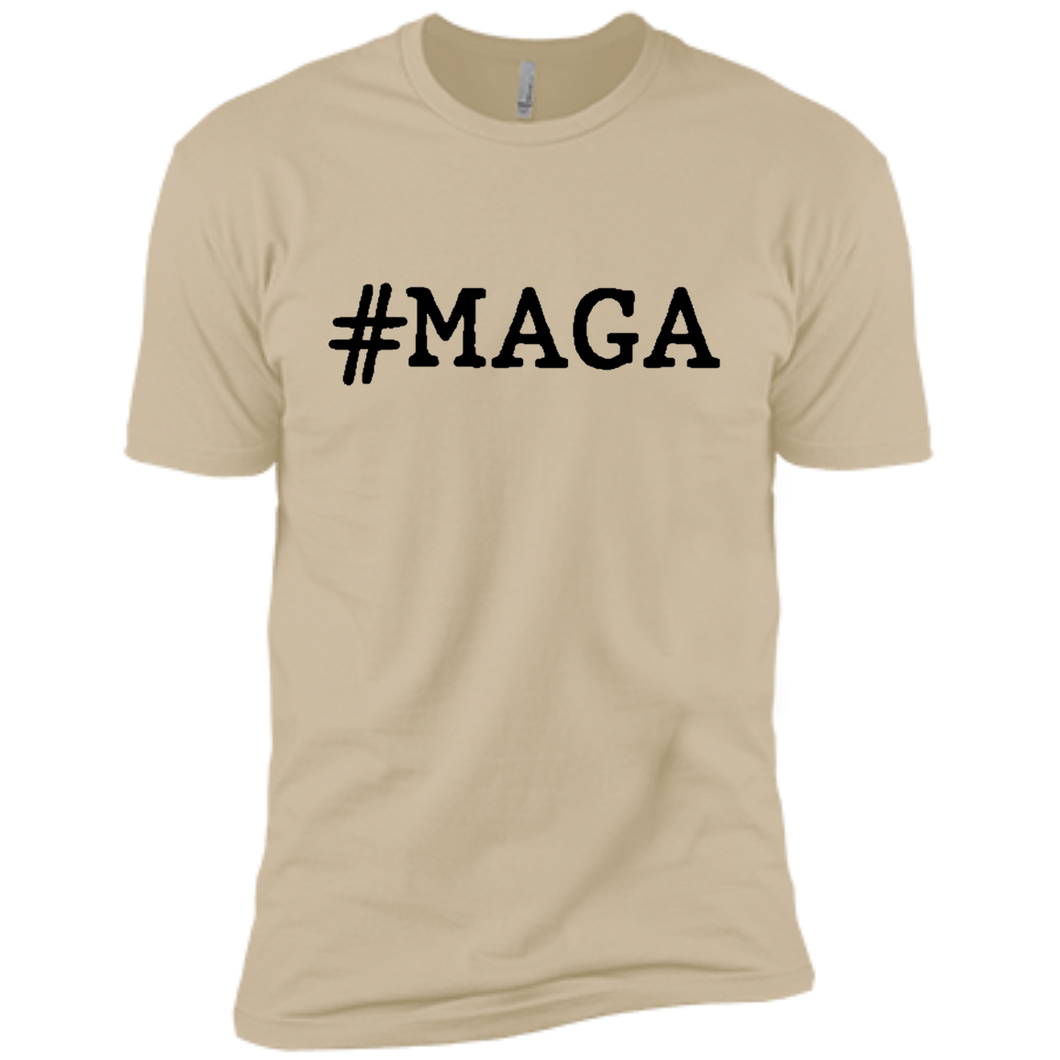 #MAGA T-Shirt for Patriots and Freedom Fighters - Made in USA - Patriotic Source
