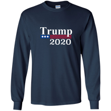 Trump 2020 Election Long Sleeve T-Shirt - Patriotic Source