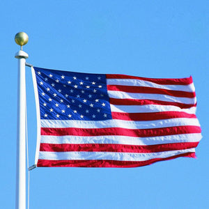 American USA Flag Size 3x5ft - National America USA Outdoor Flag - Patriotic Source