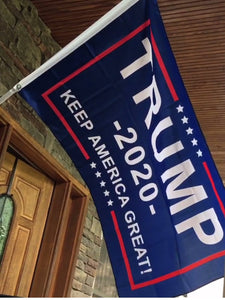 Trump 2020 Flag USA Election Flag - Keep America Great 2020 Trump Flag - Patriotic Source
