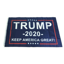 Trump Keep America Great 2020 Flag - For NON-USA Countries - Patriotic Source