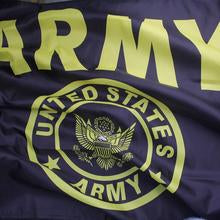 United States Army Flag 3x5ft in Black and Gold - Patriotic Source