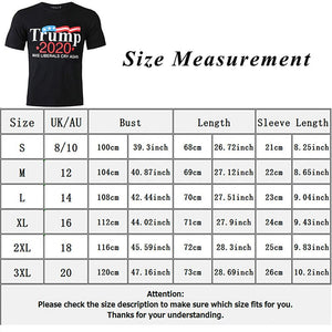 T Shirt Trump 2020 Make Liberals Cry Again - Two Designs - Patriotic Source
