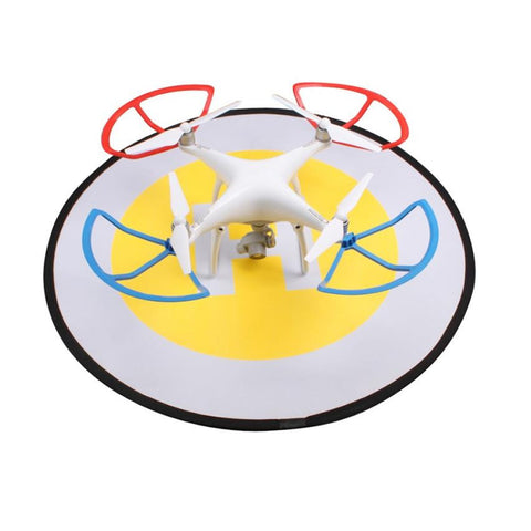 Apron Foldable Retractable Landing Pad For DJI Phantom Mavic Pro Typhoon Drone RC helicopter RC toy #25