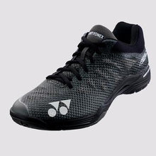 Load image into Gallery viewer, POWER CUSHION AERUS 3 (MEN'S) YONEX BADMINTON SHOES - BLACK