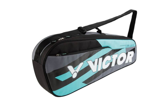 Victor BR6110MC Blue Curacao/Black Badminton Bag (6 Racket)