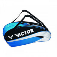 Victor BR7201CF Blue/Black Badminton Bag (12 piece)
