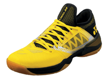 Load image into Gallery viewer, Power Cushion Comfort Z2 (MEN'S) YONEX BADMINTON SHOE - Yellow/Black