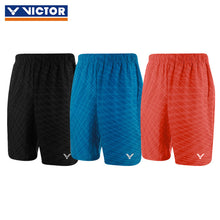 Load image into Gallery viewer, VICTOR R-80204O UNISEX SHORTS [ORANGE]