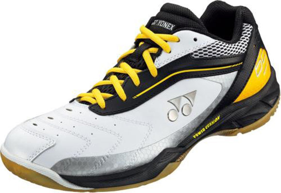 Yonex SHB-65EX Black Yellow Badminton Shoes