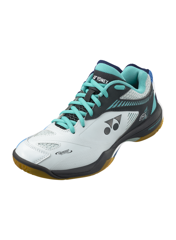 POWER CUSHION 65 Z2 (WOMEN'S) YONEX BADMINTON SHOES - ICE GRAY