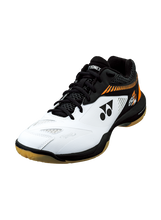 Load image into Gallery viewer, POWER CUSHION 65 Z 2 (MEN'S) YONEX BADMINTON SHOES - White/Orange
