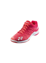 Load image into Gallery viewer, POWER CUSHION AERUS 3 (WOMEN'S) YONEX BADMINTON SHOES - ROSE