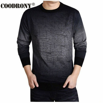 Men's Pull O-Neck Sweater