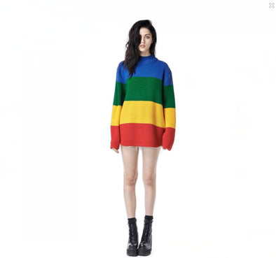 Rainbow Women's Sweatshirt