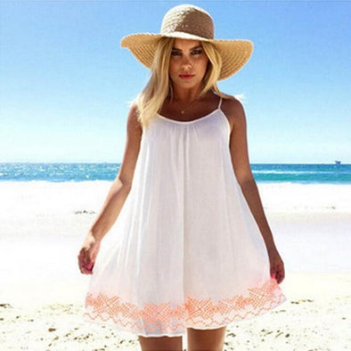 Boho Party Beach Dress