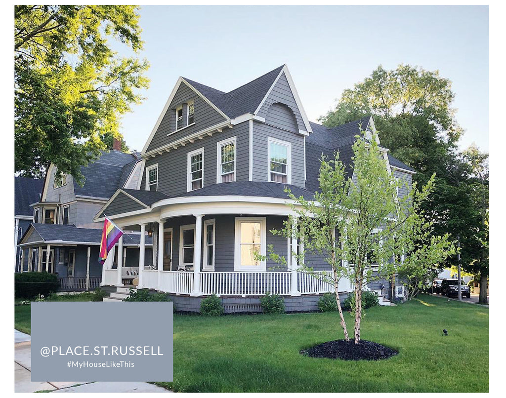 Place St Russell Victorian Home based in Dorchester, Massachusetts
