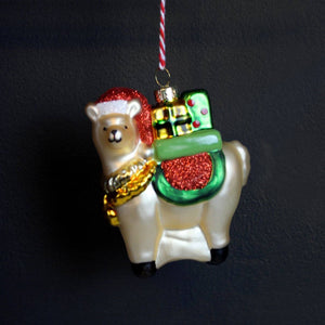 FA-LA-LAMA Bauble | Christmas Tree Decoration Christmas Decor AHLT