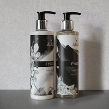 FYGGE HAND CARE | Black Fig, Cedarwood & Tonka Hand Wash & Lotion Hand Wash & Lotion