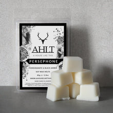 PERSEPHONE | Pomegranate & Black Amber | Soy Wax Melts Wax Melt A House Like This