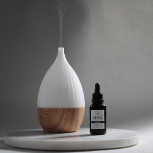 TEARDROP AROMA DIFFUSER | For Scent Solutions & Essential Oils Aroma Diffuser Electric Home Aroma System - 500ml
